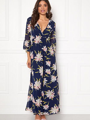 Rut & Circle Charlie Long Flower Dress