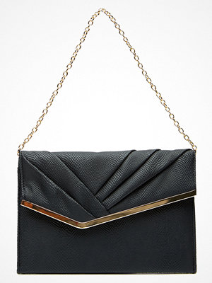 Handväskor - New Look Meredith Rouched Clutch