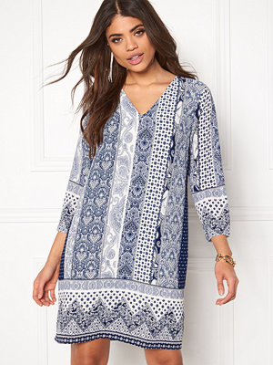 Dry Lake Summer Walk Sleeve Dress