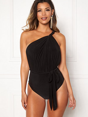 Goddiva Multi Tie Swimsuit