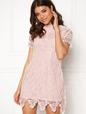 Ax Paris High Neck Lace Dress