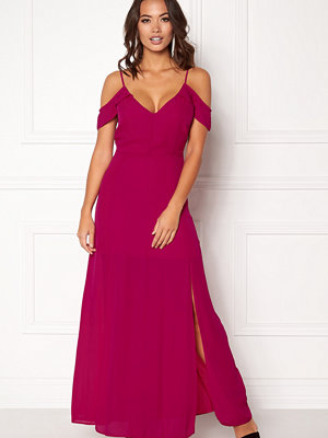 New Look Off shoulder Maxi Dress
