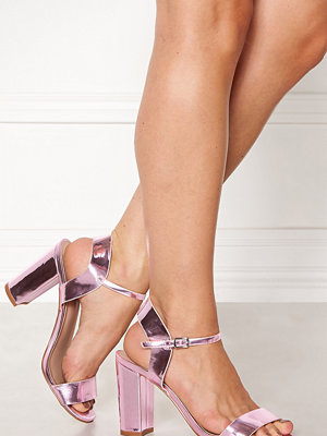 Pumps & klackskor - New Look Strike 4 Mirror PU Sandal