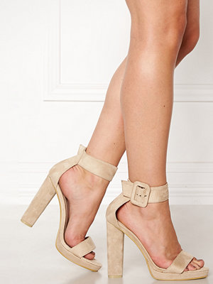 Ax Paris Chunky Heel Sandals