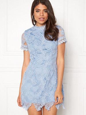 Ax Paris High Neck Lace Dress