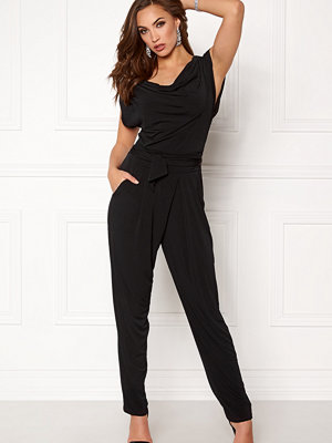 Jumpsuits & playsuits - John Zack Cowl Front Jumpsuit
