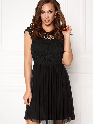 Only Crochetta Mesh Dress