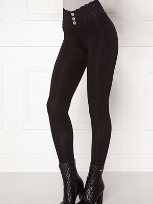 Chiara Forthi Lace button leggings