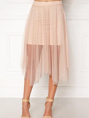 Kjolar - New Look Mesh Hanky Skirt
