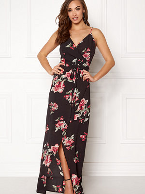 Girl In Mind Mia Floral Wrap Dress