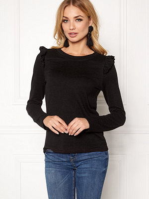 Only Elcos L/S Frill Top