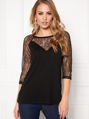 Toppar - Happy Holly Lindsey lace top