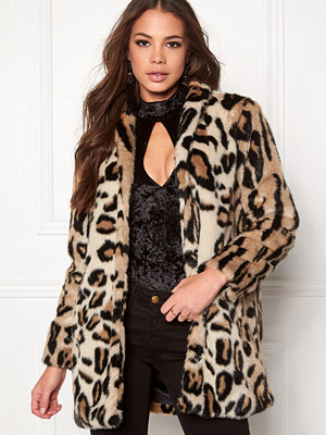 Kappor - Bubbleroom Luxure leo coat
