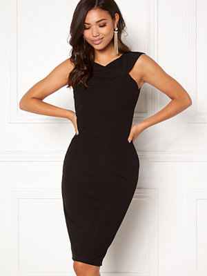 Ax Paris Midi Dress Cross Front