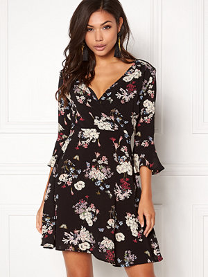 Ax Paris Floral Print Dress