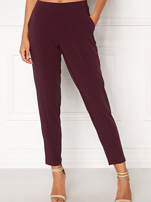 Object omönstrade byxor Cecilie 7/8 Pants
