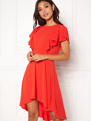 New Look Plain Frill Empire Dress