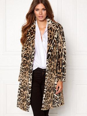 ROCKANDBLUE Kelly Faux Fur Leopard