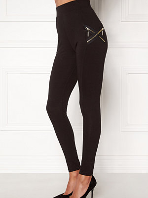 Leggings & tights - Chiara Forthi Cross-Zip Legging