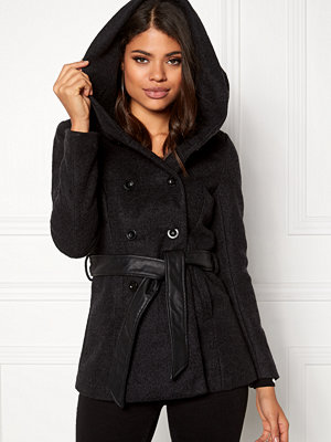 Only mary lisa short wool coat