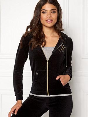 Happy Holly Nicole velour jacket
