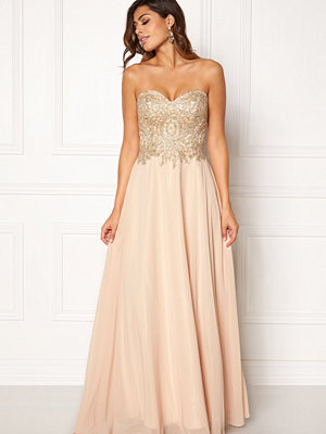 Susanna Rivieri Embellished Chiffon Dress