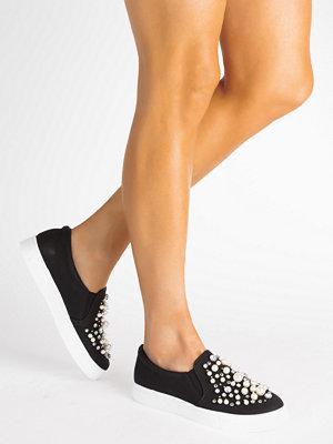 Sneakers & streetskor - Glossy Sneakers, Sandra