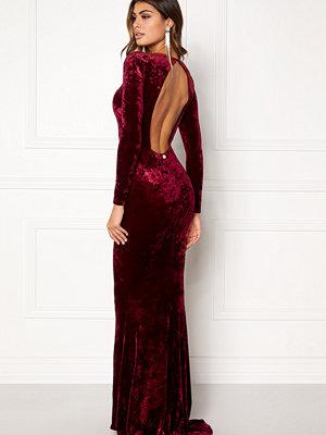 Chiara Forthi Editta Velvet Gown