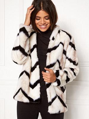 Rut & Circle Trisha Fur Coat