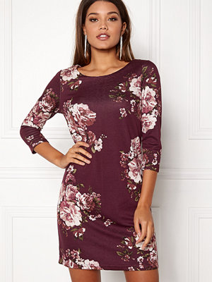 Vila Tinny 3/4 Print Dress