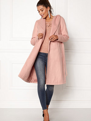 Only phoebe hooded coat cc
