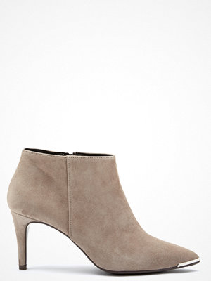 Stövlar & stövletter - Billi Bi Black Suede High Booties