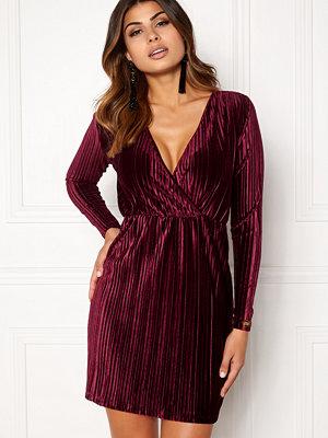 Chiara Forthi Mirelle Velvet Dress