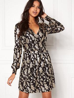 Vero Moda Romeo LS Wrap Short Dress