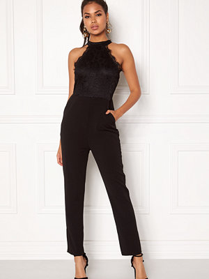 Ax Paris High Neck Bodice Jumpsuit