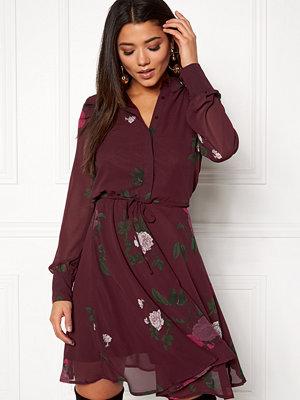 Object Lulu L/S Dress