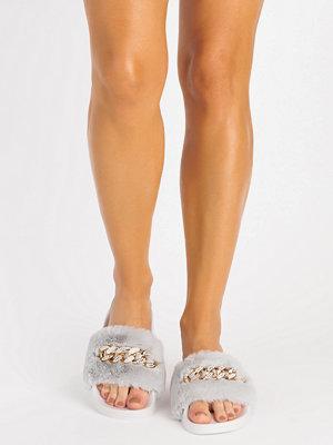 Sandaler & sandaletter - Glossy Sandaler, Jenni