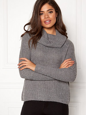 Vila Viview Cowlneck Knit Top