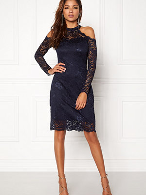 Only Going Out L/S Lace Dress