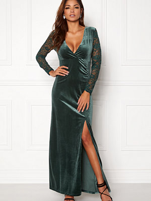Only Valerie L/S Maxi Dress