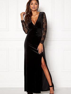 Only Valerie L/S Maxi Dress