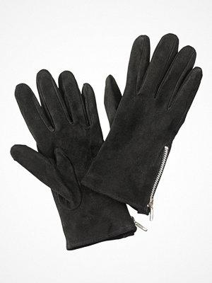 Handskar & vantar - Pieces Jamista Suede Glove