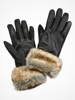 Handskar & vantar - Pieces Janna Leather Glove