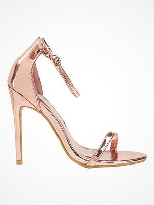 Ax Paris Barely Heels Shoes