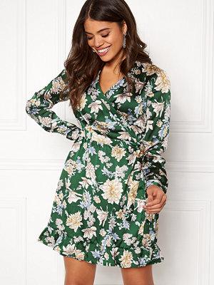Vila Barima L/S Wrap Dress