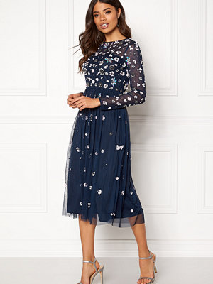 Angeleye Flower Embellished Dress
