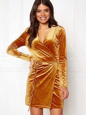 Vila Velvetine Short Dress