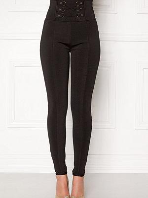 Wow Couture svarta byxor Adora Bandage Pants