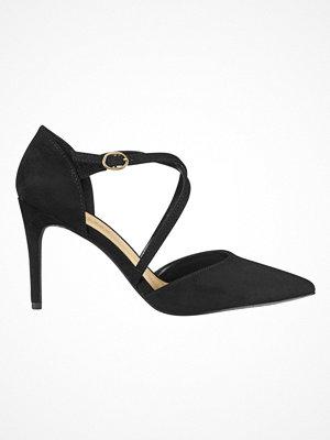 New Look Rexed Strap Point heel