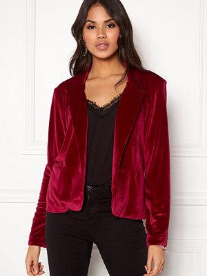 Rut & Circle Adina Velvet Jacket